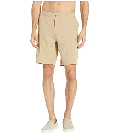 Quiksilver Waterman Skipper Amphibian 20 (Twill) Men