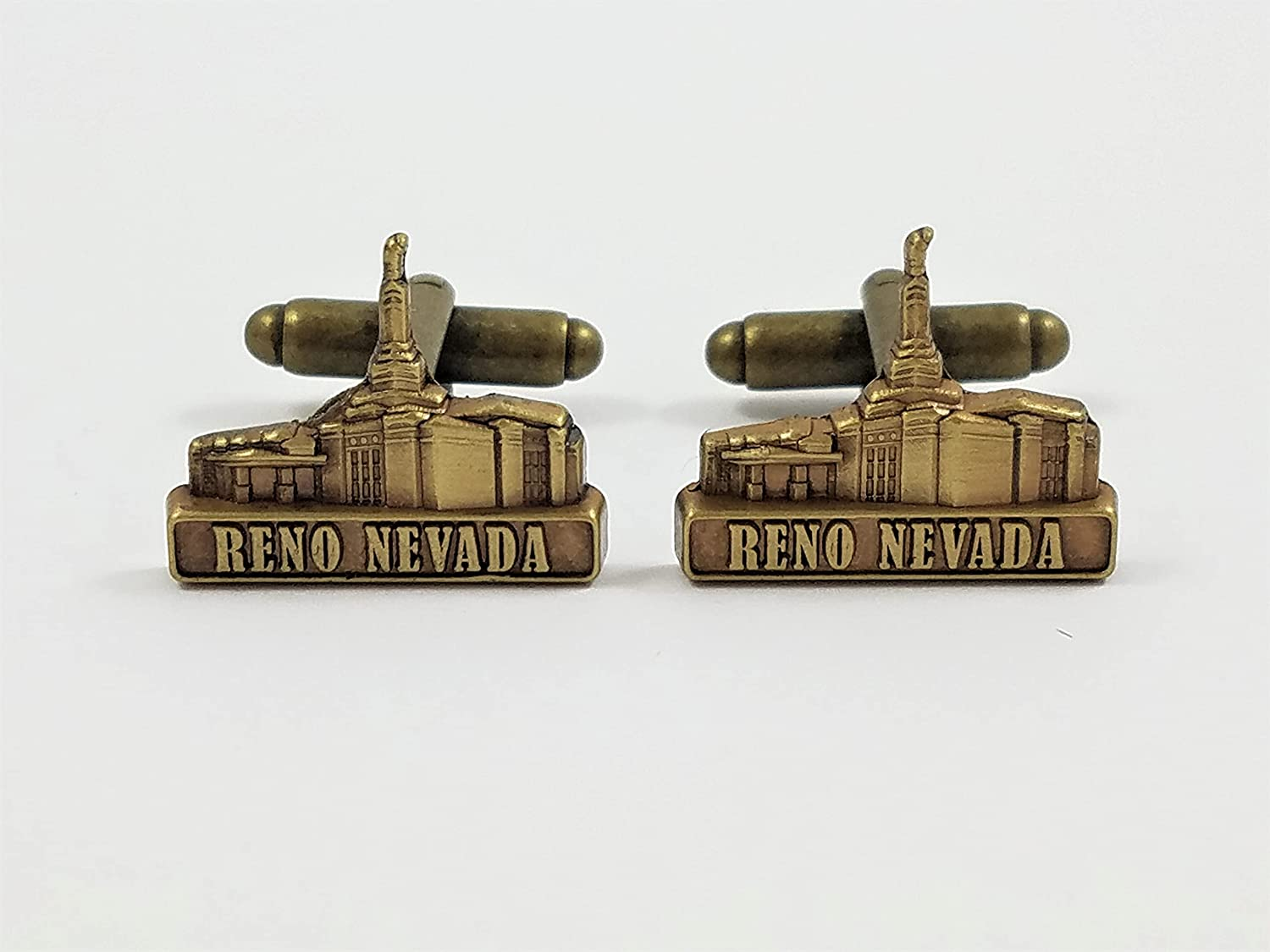 Reno Nevada SEAL limited Selling rankings product Temple Cufflinks