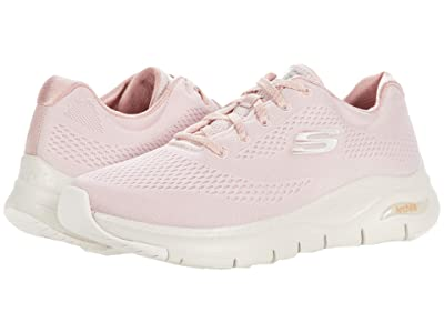 SKECHERS Arch Fit Big Appeal (Light Pink) Women