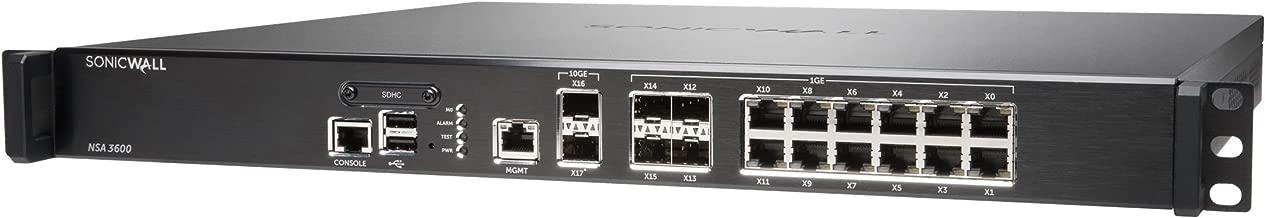 SonicWALL NSA 3600 High Availability Unit (01-SSC-3851)