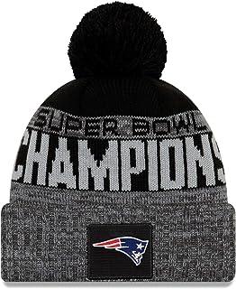 714e79b9697 New Era New England Patriots Super Bowl LIII Champions Parade Knit Hat -  Heather Charcoal