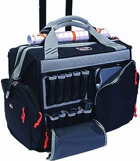 g.p.s. tactical rolling range bag