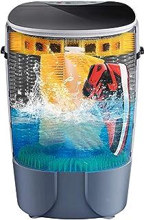 Lavadora de Zapatos portátil Inteligente Perezoso automático eficaz Limpieza de Manchas reducción de Ruido Ligero para apa...