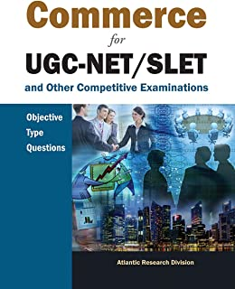 Commerce for UGC-Net/Slet and Other Competitive Examinations