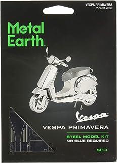 fascinations Metal Earth Vespa Primavera 150 3D Metal Model Kit