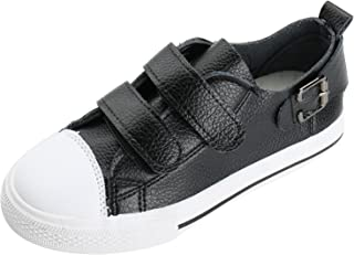 Alexis Leroy Unisex Kids' Back Buckle Hook and Loop Low-Top Sneakers