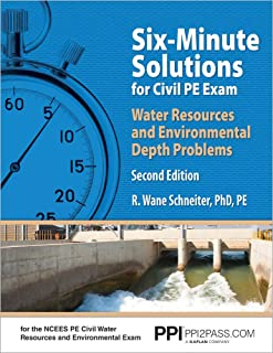 Best six minute solutions pe exam Reviews