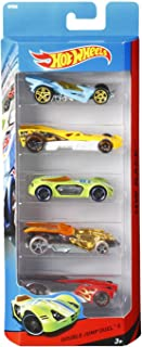 Hot wheels 5 car gift pack (Color & Design May Vary)