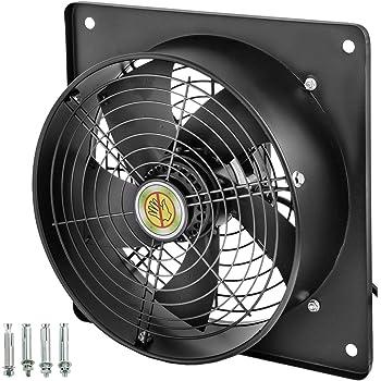 Mophorn Ventilador Axial 135W Ventilador Industrial Extractor 2600 rpm Extractor de Ventilación Ventilador de Escape: Amazon.es: Bricolaje y herramientas