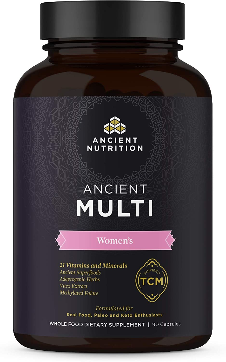 Multivitamin for Women Ancient Multi 2021new Complete Free Shipping shipping free Vitamins M and 21 Women's