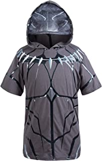 Best black panther hooded shirt Reviews