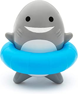 Munchkin Sea Spinner Wind-Up Shark Bath Toy, 1 count