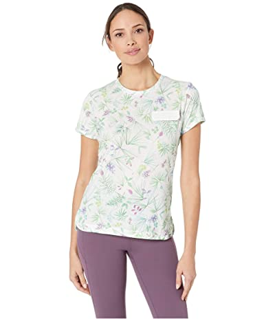 Helly Hansen Lomma T-Shirt (White Print) Women