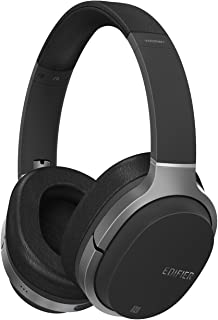 Edifier W830BT Bluetooth Headphones, Over-Ear Wireless Headphone, Stereo Hi-Fi Headset with Mic and Remote for Phones, PC,...