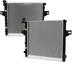 CU2336 Radiator Replacement for Jeep Grand Cherokee 2001 2002 2003 2004 V8 4.7L