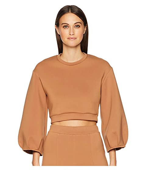 Cushnie Neoprene Long Sleeved Top
