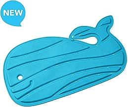 Skip Hop Moby Non-Slip Baby Bath Mat, Blue