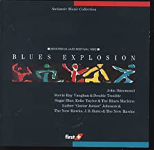 Montreux Jazz Festival 1982 Blues Explosion