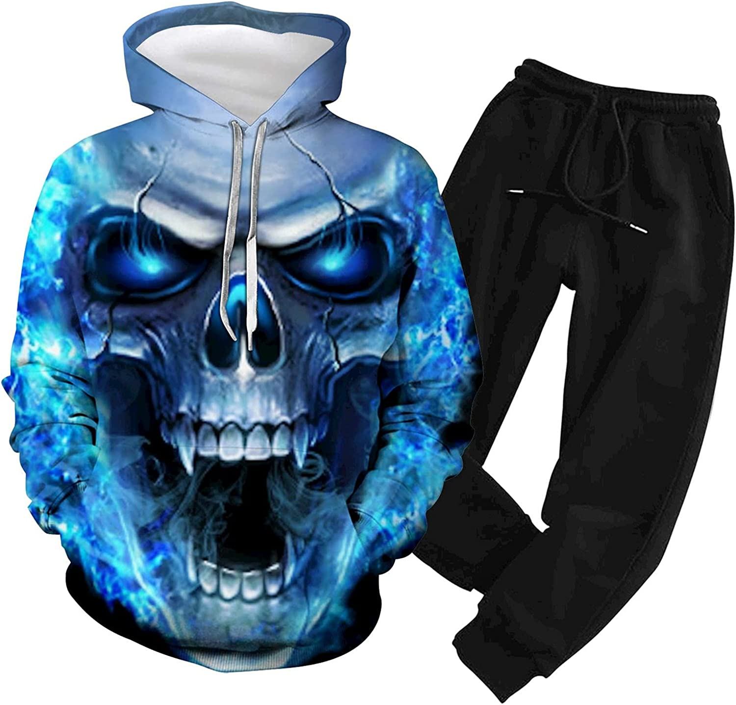 Milwaukee Mall Youth Fashion Pullover Hoodie and Boys Denver Mall Sweatpants Girls Suit for