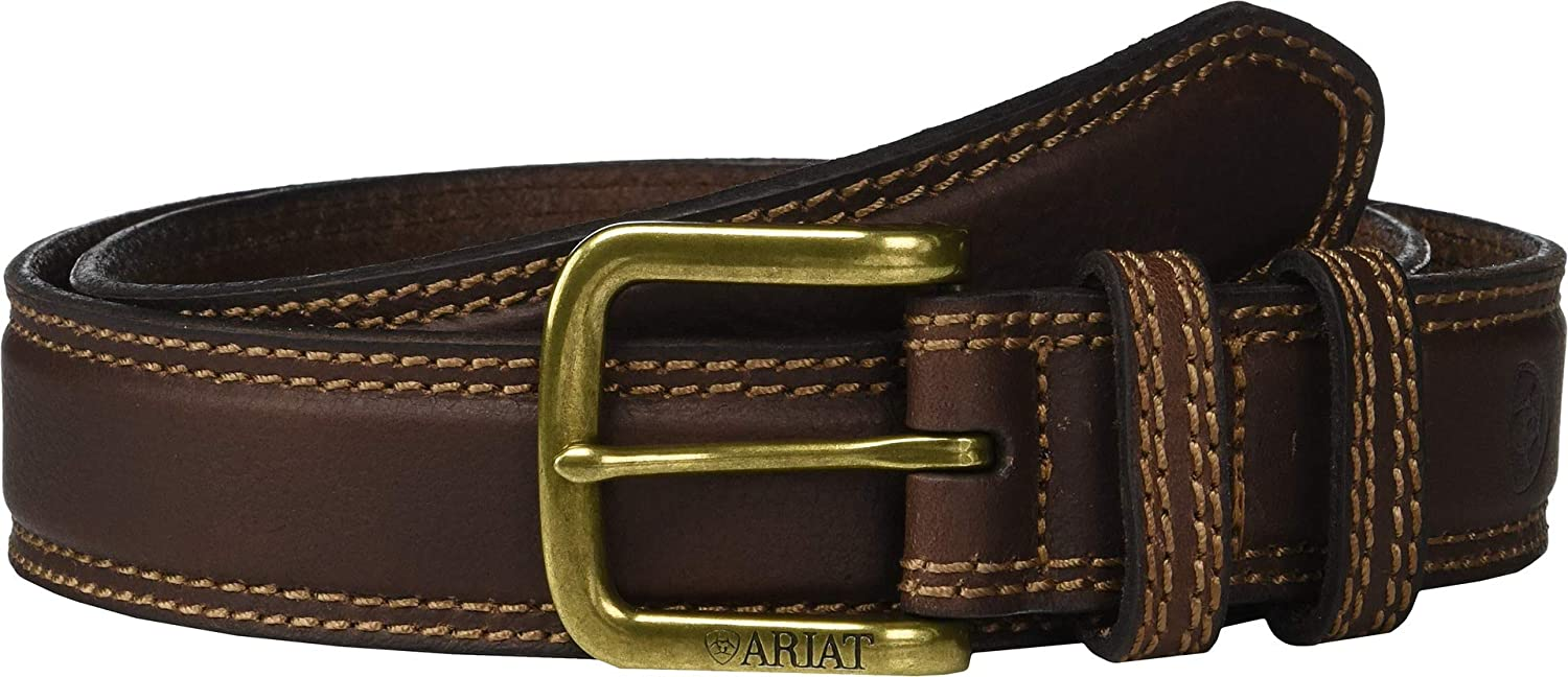 Ariat Classic Belt w/Double Keepers