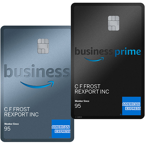 Amazon Business American Express Card (Financial Product)