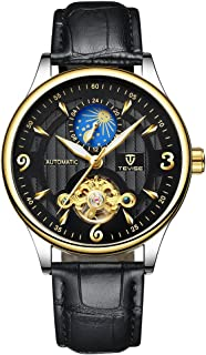 TEVISE automatic Men Mechanical Watch Luminous Waterproof Sport Male Clock Business Wristwatch