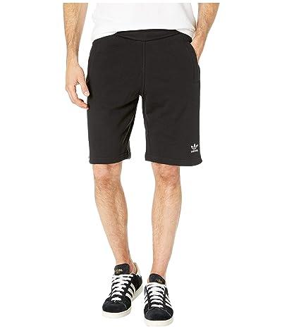 adidas Originals 3-Stripes Shorts (Black) Men
