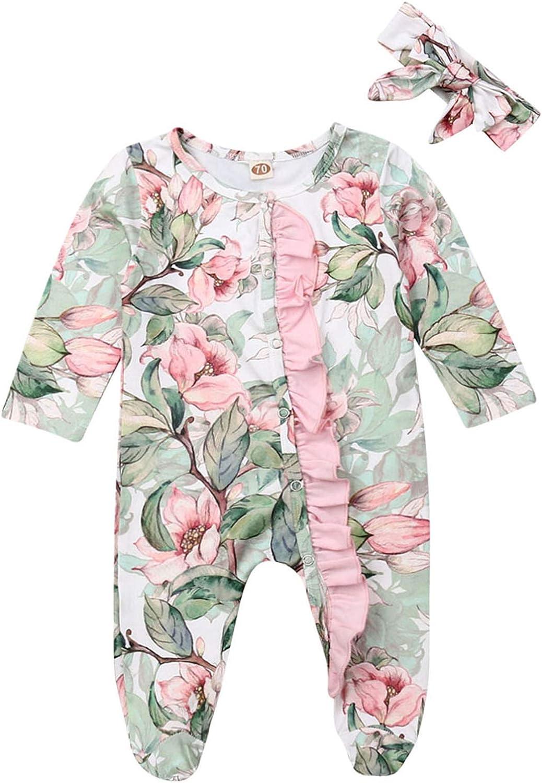 Unisex Newborn Baby Footed Pajama shop Rompers Sleeve up Long gift Jum Zip