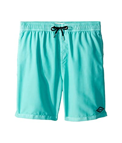 Billabong Kids All Day Layback Boardshorts (Big Kids) (Foam) Boy