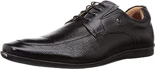 Arrow Men's Onyx Leather Formal Shoes
