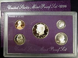 1990 U.S. Mint Proof Set Original Mint Pkg