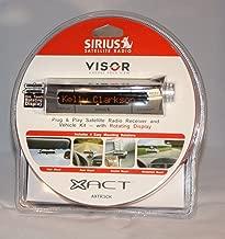 Sirius Satellite Radio Visor Receiver & Vehicle Kit AXTR3CK