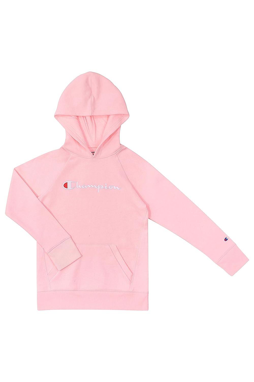 Rosa 7-8 anni Champion Hooded Full Zip Sweatshirt