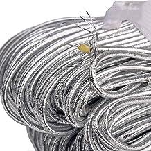 Ronde Elastiekje, 142 Yards Lengte Elastische String Heavy Stretch Elastic Cord Hoge Elasticiteit Elastisch Koord Voor DIY...