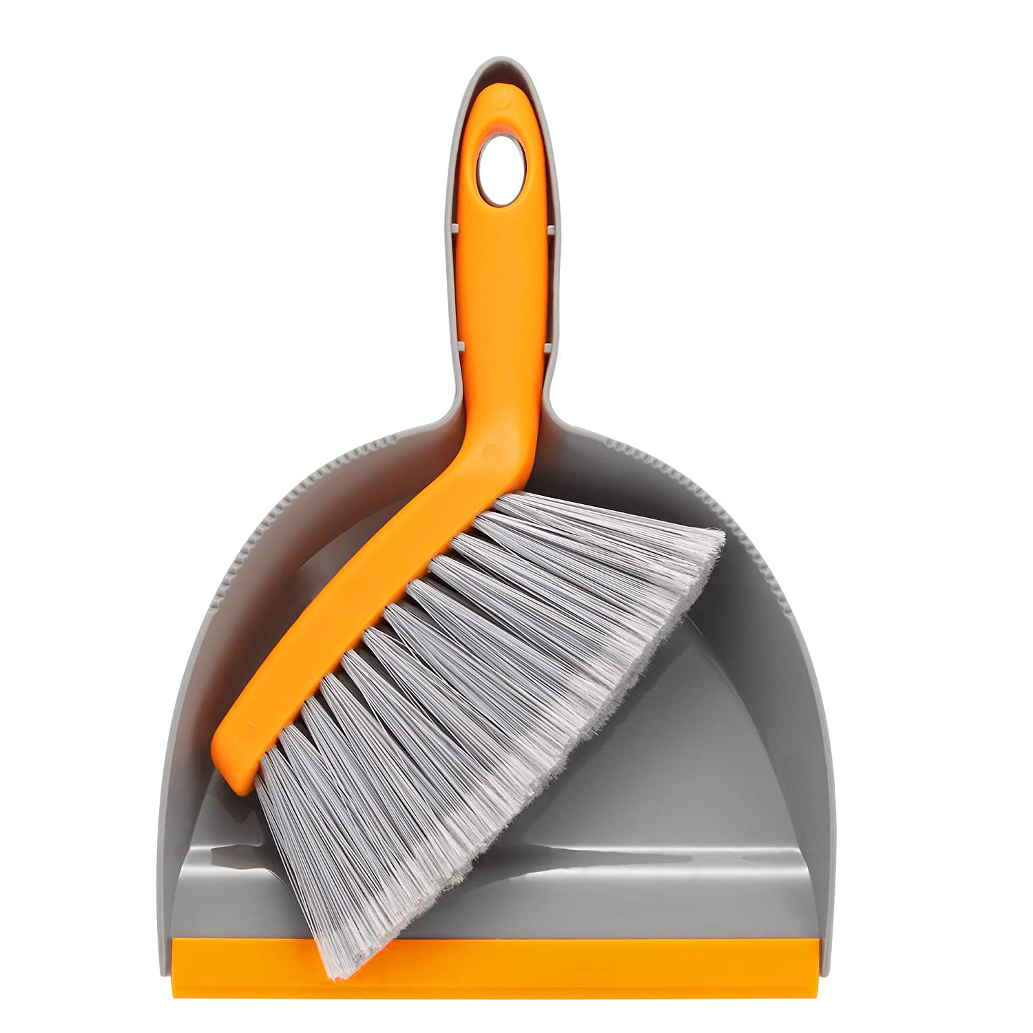 Dustpan and Brush Set for House Floor Cleaning security Office Sofa Under blast sales Desk