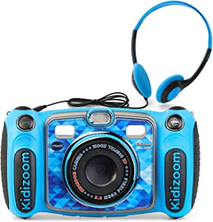 【海外购】VTech 伟易达 8合1防摔儿童数码相机MP3耳机 (蓝色)
