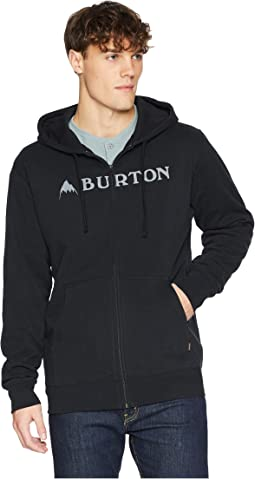 Horizontal Mountain Full Zip Hoodie