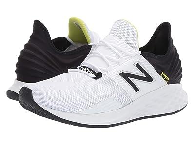 New Balance Fresh Foam Roav (White/Black) Men