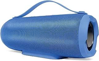 Bluetooth Portable Speaker - Barrel Blue