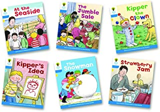Oxford Reading Tree: Level 3: More Stories A: Pack of 6