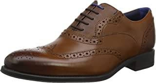 Ted Baker Mitack Mens Shoes Tan