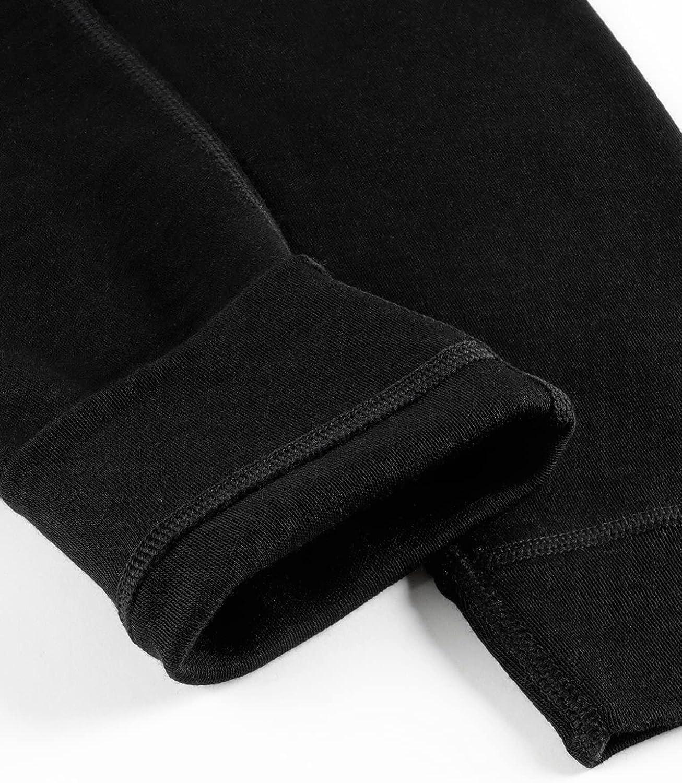 LAPASA Women's 100% Merino Wool Base Layer Shirt & Pants Set 200g Lightweight Thermal Underwear Top & Bottom (Thermoflux L58)