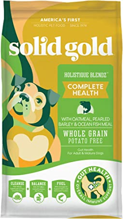 Solid Gold Holistique Blendz with Oatmeal | Chewy