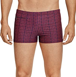 Schiesser Men's Aqua Bade-Retro Swim Shorts