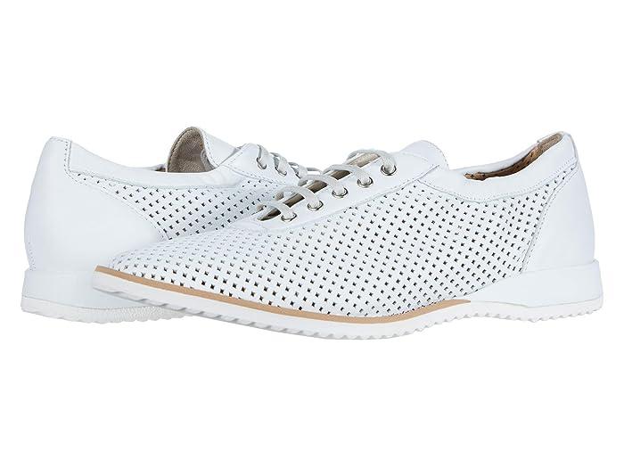 Amalfi by Rangoni  Ethan (White Parmasoft) Womens  Shoes