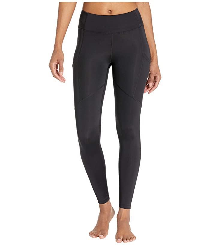 ASICS  Core Train Tights (Performance Black) Womens Clothing