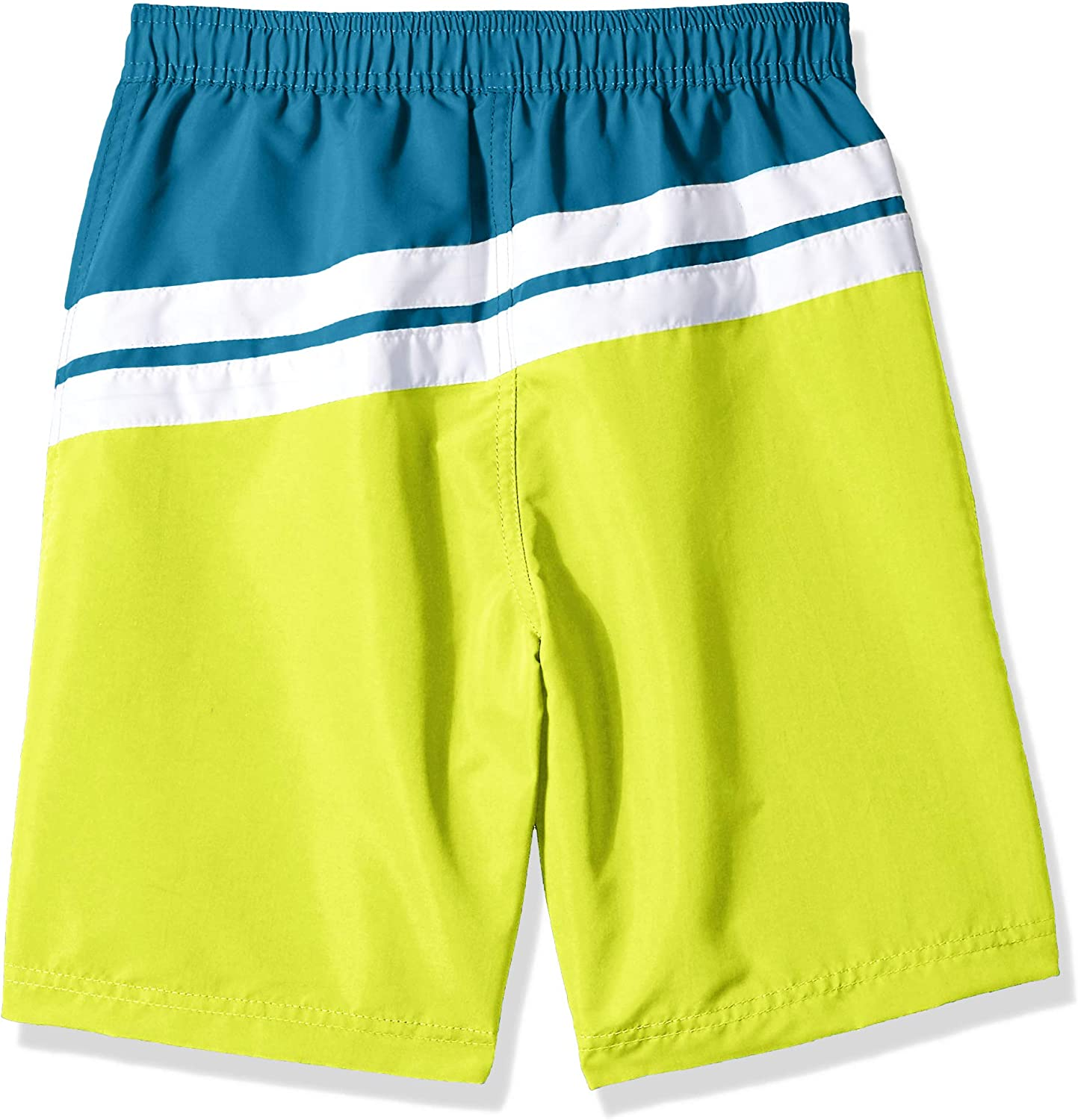 Big Chill Boys Little Printed Swim Trunks