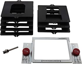 Best strike and latch plate template Reviews