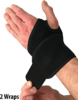 custom wrist wraps