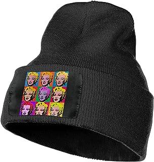 Mens & Womens Stylish Kylie Jenner Skull Beanie Hats Winter Knitted Caps Soft Warm Ski Hat Black